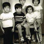 Aso, Sazan, Nzar, Miran and Karzan Mukerji